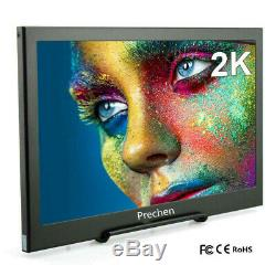 13.3 2K Touch Screen Portable Monitor LCD 1080P Display for Raspberry Pi Xbox