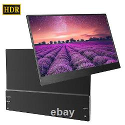 15.6 Portable USB C HD PS3 PS4 Xbox360 1080P FHD IPS LCD Display Monitor Used