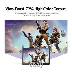 15.6inch 4K HDR HD Monitor IPS LCD Screen Dual HD Display For Laptop Xbox US