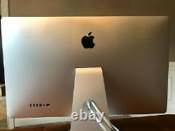 2011 Apple Thunderbolt Display A1407 27 Widescreen LCD Monitor Great Condition