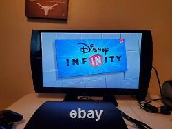 24 Sony Playstation 3D TV Monitor CECH-ZED1U Display LCD Flat Panel 1080p WORKS