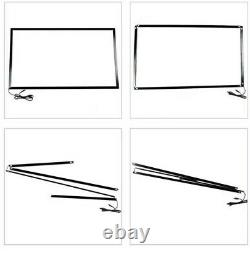 32 inch USB IR Multi touch screen overlay for Dell HP lenovo touch scree LCD