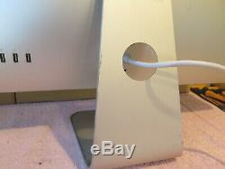 APPLE A1267 MB382LL/A 24 LED CINEMA DISPLAY MONITOR LCD With FREE SHIPPING