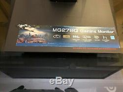 ASUS 27 MG279Q IPS LCD 2560x1440 144Hz Monitor with 1.2 DisplayPort Cable