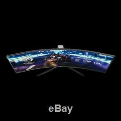 ASUS ROG Strix XG49VQ 49 in. 329 Ultra-Wide Curved LCD Gaming Monitor