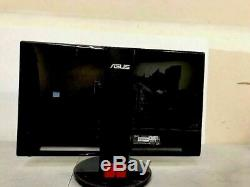 ASUS VG VG248QE 24 Widescreen LED LCD Monitor with built-in speakers