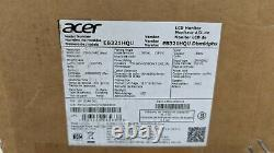 Acer EB321HQU 32 Inch Widescreen LED Monitor