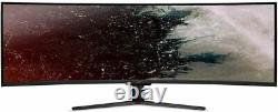 Acer EI1 49 329 Ultra-Wide 120Hz Curved HDR LCD Monitor