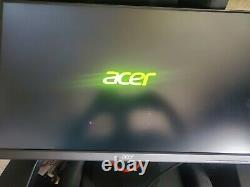 Acer XF270HU 27 144Hz 1440p IPS Gaming Monitor USED READ
