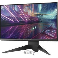 Alienware 25 LCD Gaming Free-Sync Technology Monitor with 169 #AW2518HF