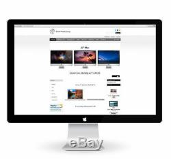 Apple 27 Thunderbolt Display Grade A/B with LCD Light Bleed MC914LL/A