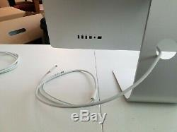 Apple 27 Thunderbolt Monitor A1407 LCD Widescreen 2560 X 1440 Display, in box