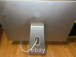 Apple A1083 Cinema HD Display 30 DVI LCD Monitor 2560 x 1600 withcables