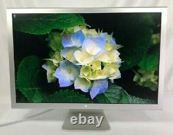 Apple A1083 Cinema HD Display 30 in Wide Screen DVI LCD Monitor Good Condition