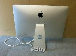 Apple MB382LL/A A1267 24 LCD TFT LED Cinema Display Monitor Built-In Speakers