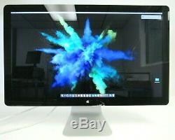 Apple Thunderbolt Display A1407 27 Inch 2560 x 1440 Widescreen LCD Monitor 46-5