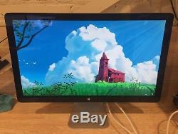 Apple Thunderbolt Display A1407 27 Widescreen LCD Monitor cords replaced