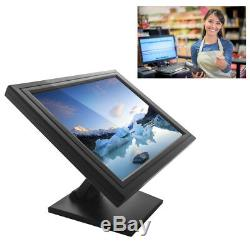 BRAND NEW 17 (17Inch) Touchscreen LCD VGA Touch Screen Monitor POS USB Sale