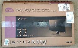 BenQ EW3270U 32 inch 4K Monitor Comes with everything (EXCELLENT CONDITION)
