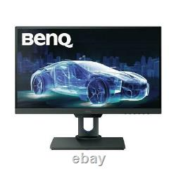 BenQ PD2500Q 25 2K QHD IPS LED Monitor with Built-In Speakers, 2560x1440
