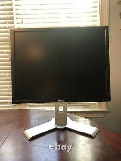 Dell 2007fpb Monitor (Comes With Power Cord)