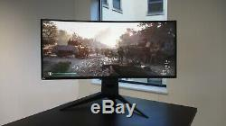 Dell Alienware AW3418DW 34 219 Curved IPS LCD Gaming Monitor GSYNC Capable