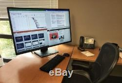 Dell P4317q 43 Ips Led LCD Ultra Hd 4k Multi-client Display Monitor