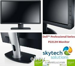 Dell Professional P2212H 22 Widescreen Cheap Monitor PC 1610 LED LCD 1920x1080