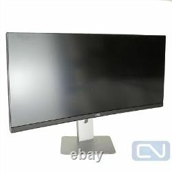Dell U3415W 34-inch UltraSharp LED Wide Curved IPS Monitor 3440 x 1440 Scratches