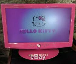 Hello Kitty 19 Television Computer Monitor KT2219