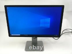 Lot of 2 Dell P2414Hb 24 Widescreen LED LCD Monitors(Set of 2)
