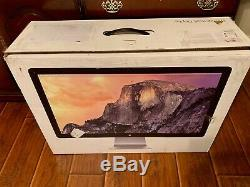 MINT CONDITION Apple Thunderbolt Display A1407 MC914LL 27 LCD Monitor
