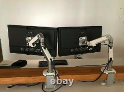 NEC PA272W 27 Color Accurate LCD, 2560x1440, 10001, with Humanscale M8 Mount