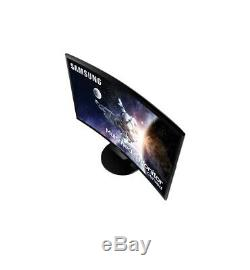 NEW! SAMSUNG 32 CURVED 1920x1080 HDMI 60hz 4ms LCD Monitor (Speakers Included)