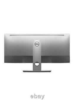 New Dell U3419W 34-inch Curved 219 3440x1440 LED LCD