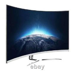 PC Monitor Full HD Curved Screen 31.5 Inch 1800R For Computer LED Display SALE