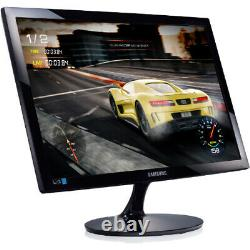 Samsung 24 LED Monitor SD330 1ms Response, Game Mode (S24D330H)