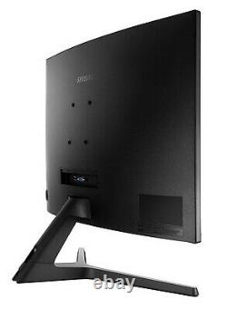 Samsung 32 Curved LED Computer Monitor Class CR50 HD Curved Display Gaming