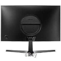 Samsung C24RG50 23.5 144 Hz Curved AMD FreeSync LCD Gaming Monitor with 2 HDMI