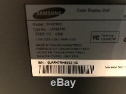 Samsung LS34E790CNS 34 Curved LCD Monitor