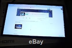 Sharp LL-S201A LCD MULTI TOUCH FULL HD MONITOR 20 -EXCELLENT CONDITION