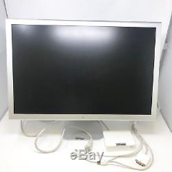Wholesale LOTS of 119 pieces 23 Apple Cinema Display A1082 HD WidescreenTFT LCD